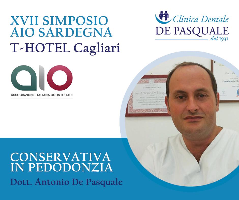 Il Dottor De Pasquale al XVII Simposio AIO Sardegna